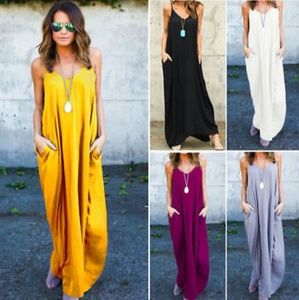Dresses & Skirts - Long Maxi Sun Dress (Small to 2XL)